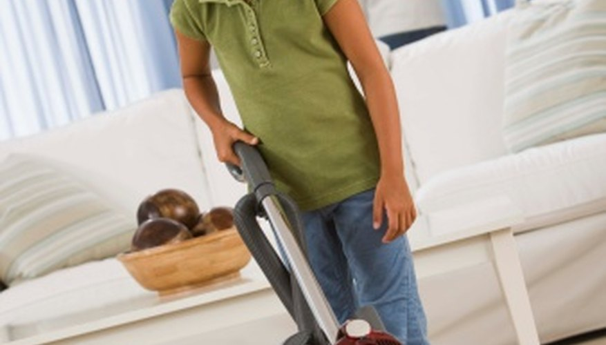 It's not necessary, but vacuuming with a wet/dry extractor will help dry the treated urine spot more quickly.