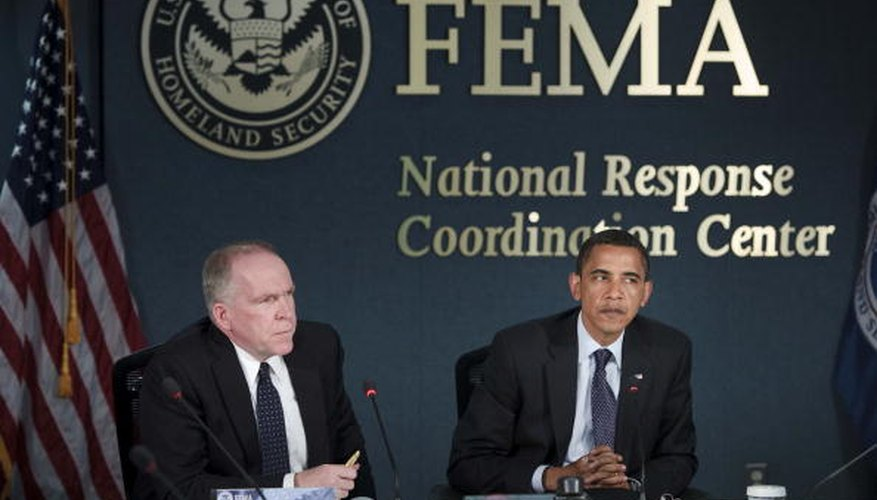 The Federal Emergency Management Administration is the U.S. agency that handles disasters.