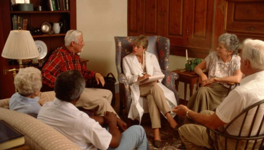 Group homes may be for persons with disabilities or in recovery, the elderly or for parolees.