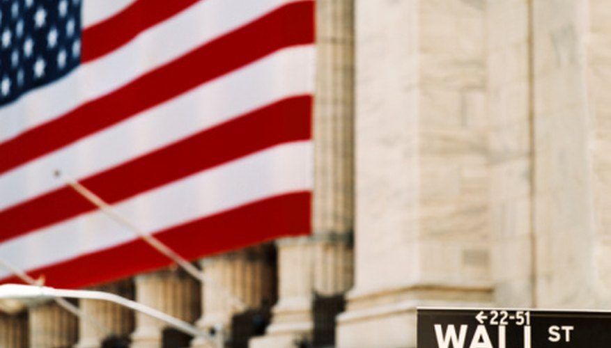 The New York Stock Exchange is the biggest exchange in the Americas.