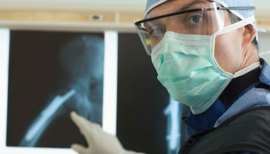 What Would I Major In To Become A Radiology Technician Bizfluent