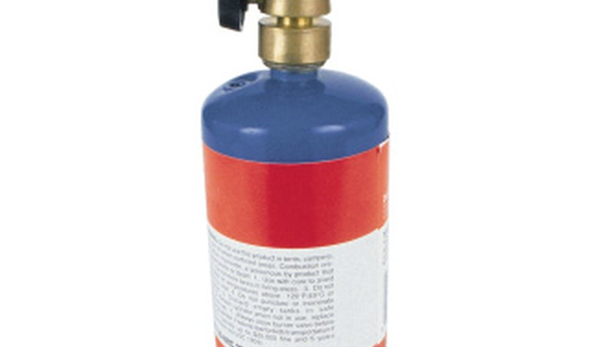 A simple propane plumber's torch can be used for jewelry making.