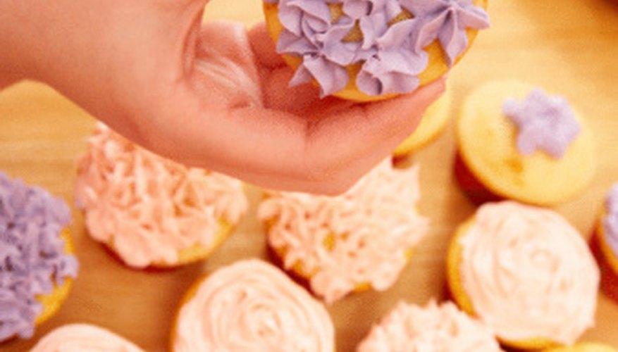 Tener un negocio de cupcakes sin una tienda aún puede ser rentable.
