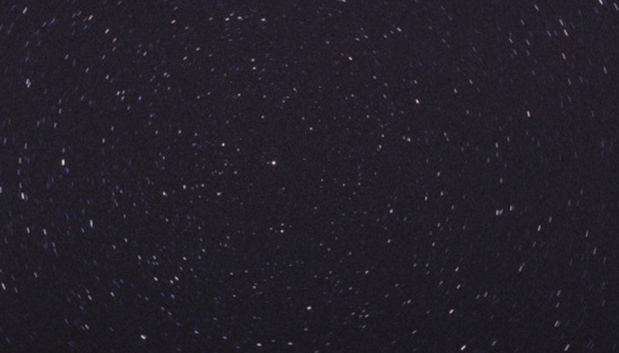 Where are the stars when it's no longer night?
