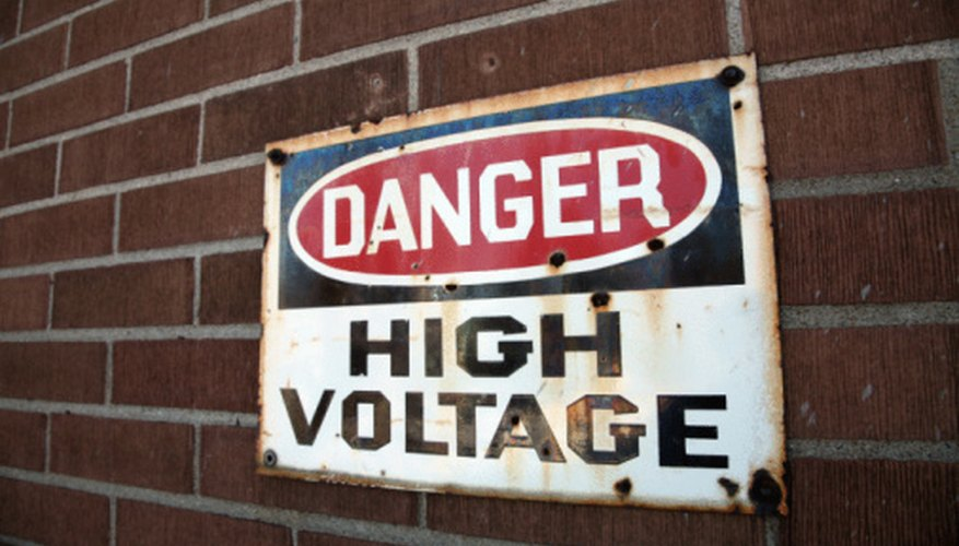 May is National Electrical Safety Month, a good time to review procedures.
