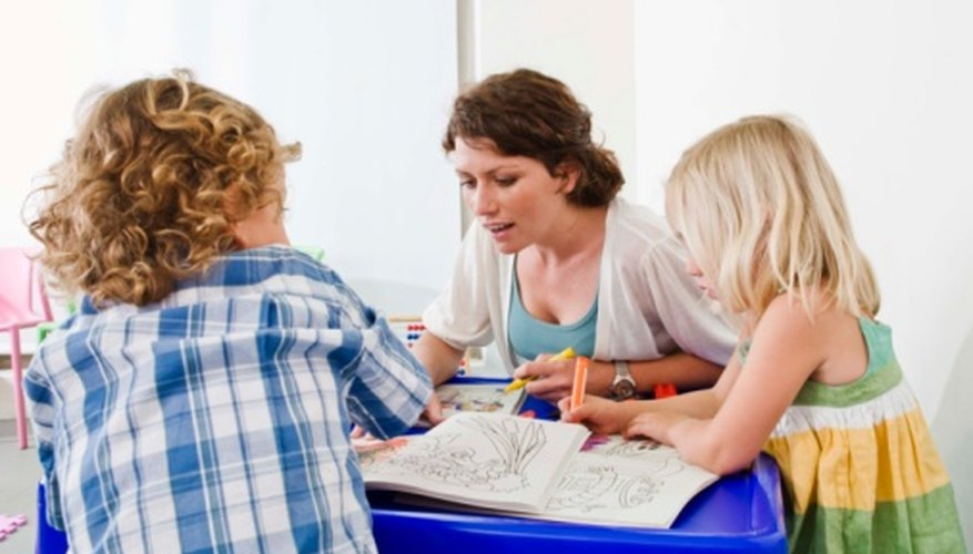 Assistant directors play important roles in the everyday activities of daycares.