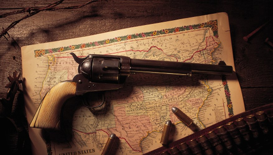 How to Identify the Date of Manufacture on Smith & Wesson Pistols