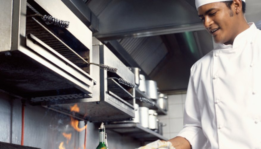 How To Identify The Parts Of A Commercial Kitchen Hood