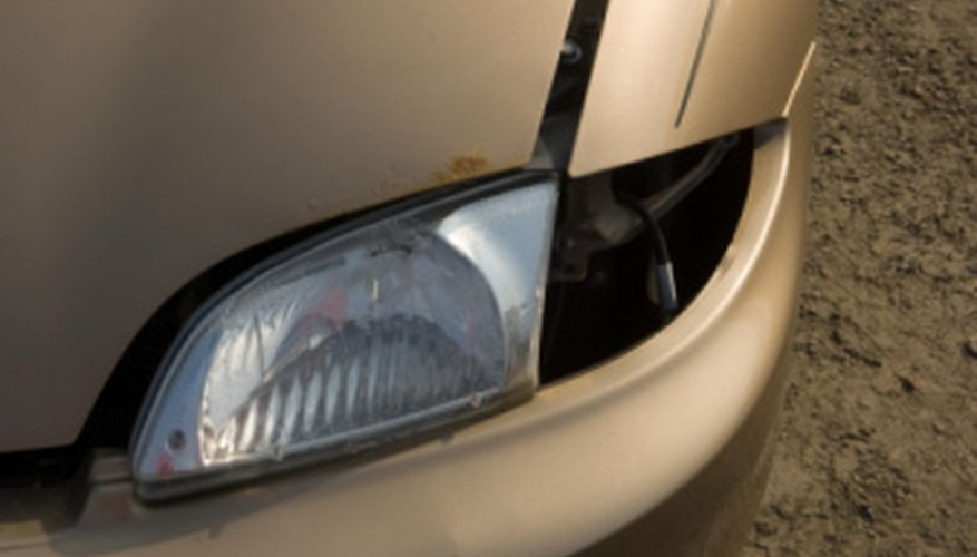 Headlights can be used for a variety of purposes.