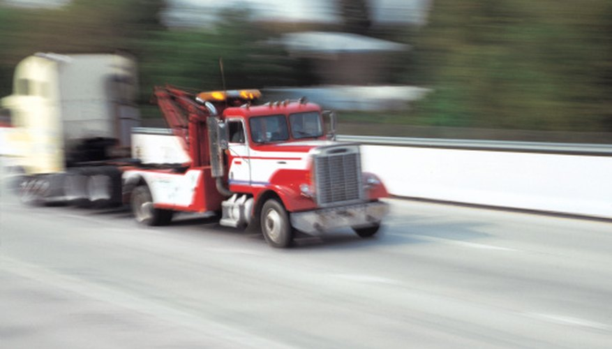 You will need a towing license to operate a tow truck business.