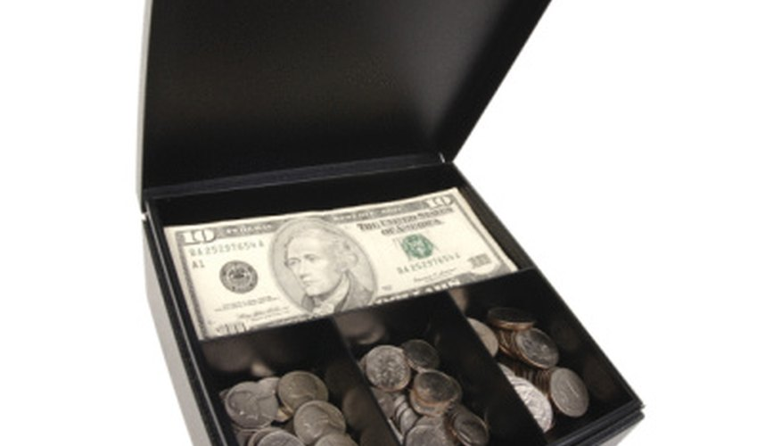 Keeping track of petty cash ensures it is used for business purposes.