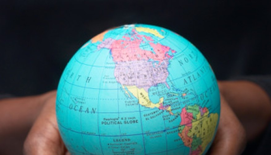 Geoids and ellipsoids are both used create models of the Earth.
