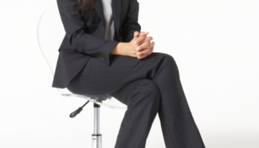 Wearing a full suit is not necessary for a semi-casual interview.