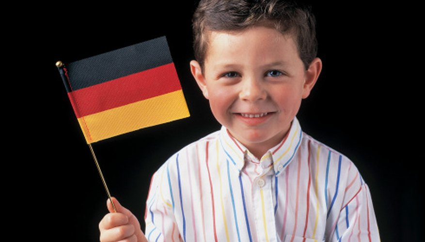 Teach children of German descent about traditional instruments from their homeland.