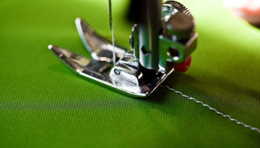 Having a home-based sewing business will require the ability to meet deadlines.