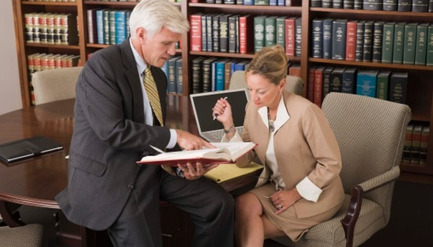 Consult a lawyer to help you add an executor to your will.