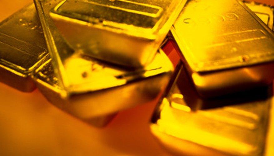 Comprar oro puede ser una protección contra la hiperinflación.