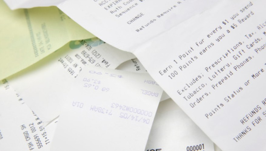 Getting a personal property tax receipt is easy.