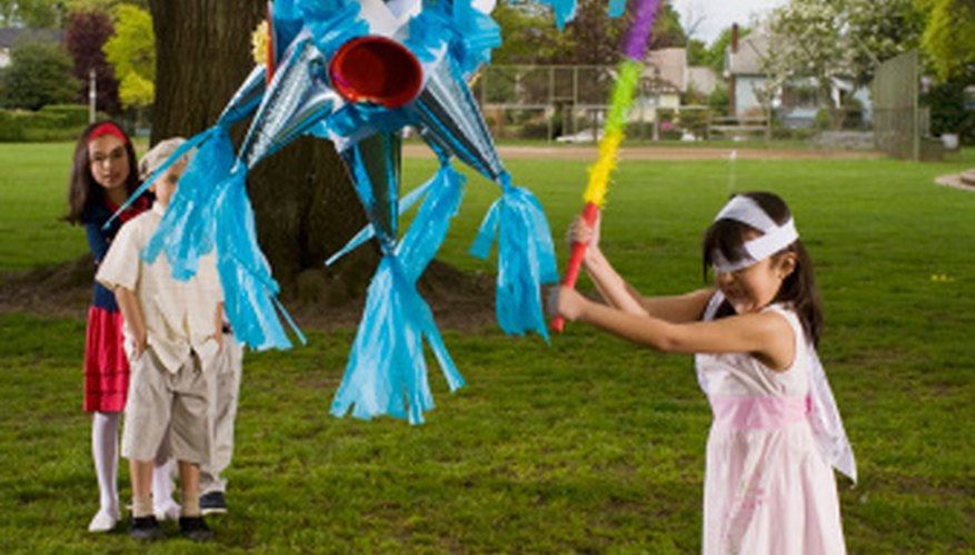 Originated in China, the pinata was introduced to Europe by Marco Polo.