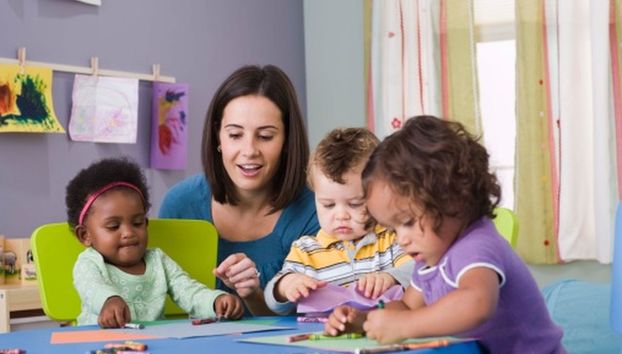 Psychology majors can gain key insight into behavioral patterns of children.