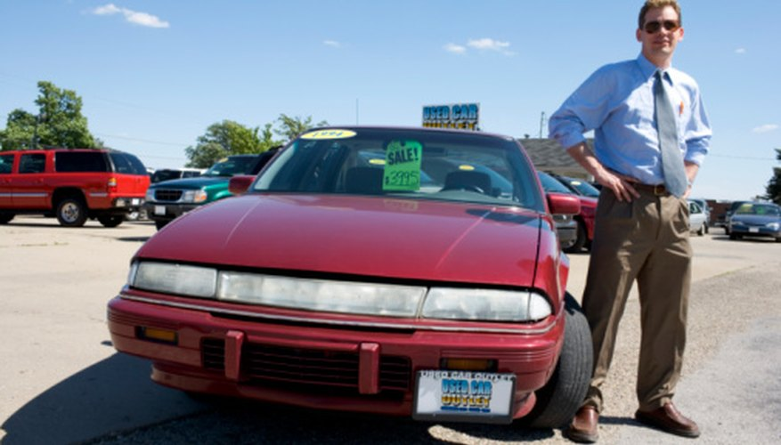 New York requires sales tax on used cars.