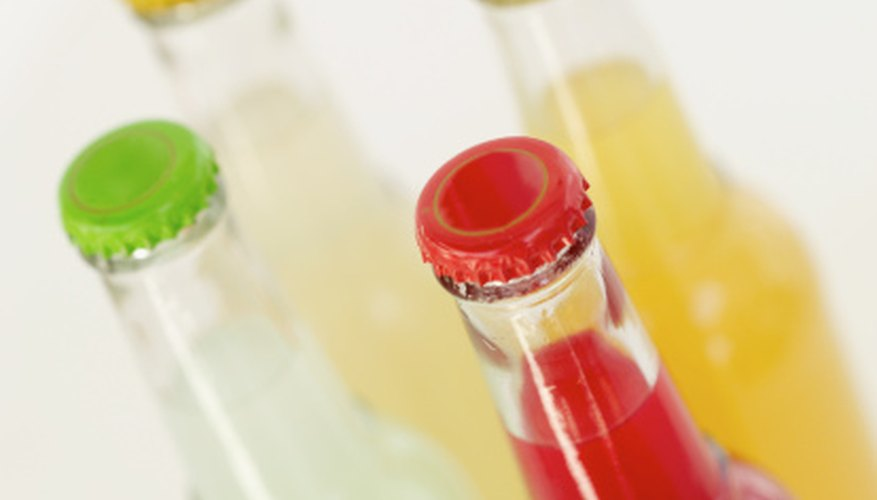 The soft drink market is mature with many segments.