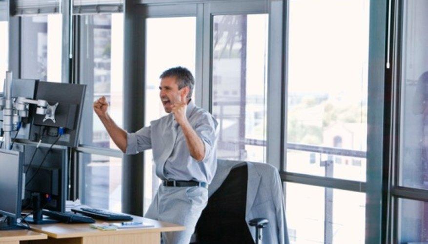 Define el éxito empresarial por cómo te sientes con lo que logras.