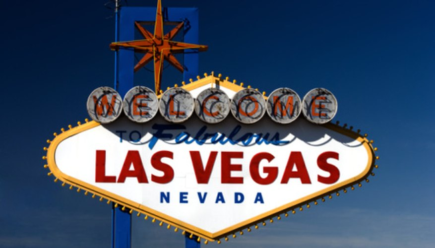 Security guards must carry a valid work card to be employed in Las Vegas.