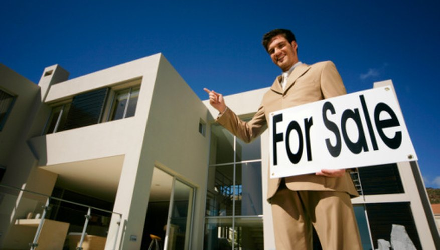 Real estate agents are compensated for their ability to find the right home.