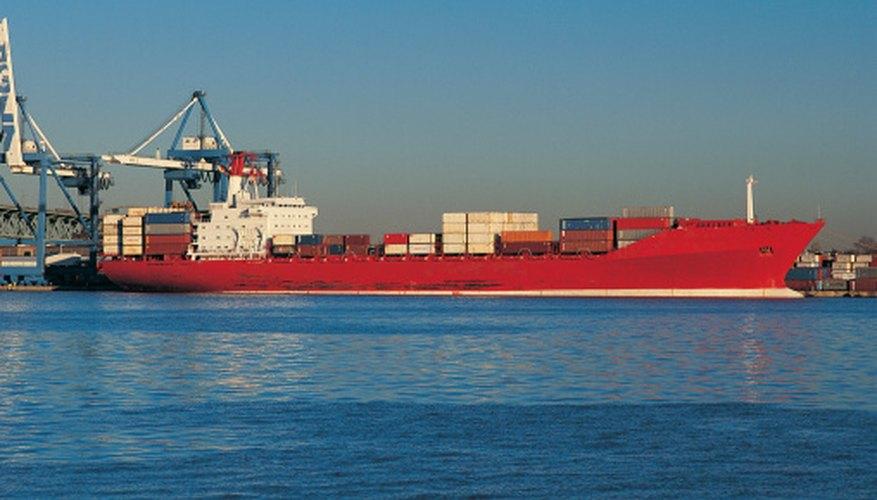 Las empresas pueden tener que pagar un arancel para la importación de bienes al país.