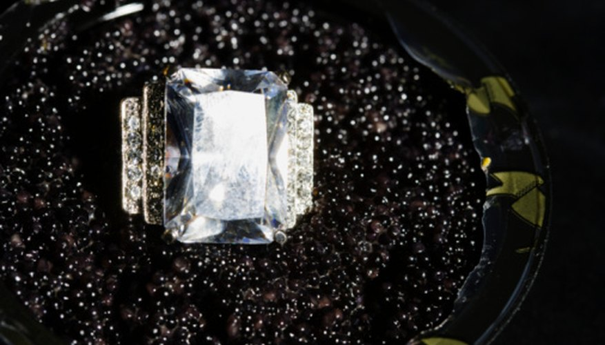 Diamonds with milkiness can be considered rare treasures or unacceptable flaws.