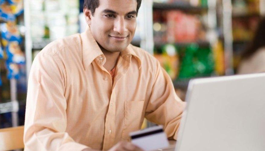 Make a payment toward your Visa bill online.