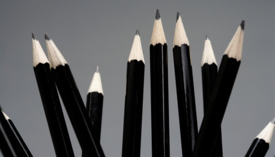 Enhance your pencil drawings by using a smudge stick.