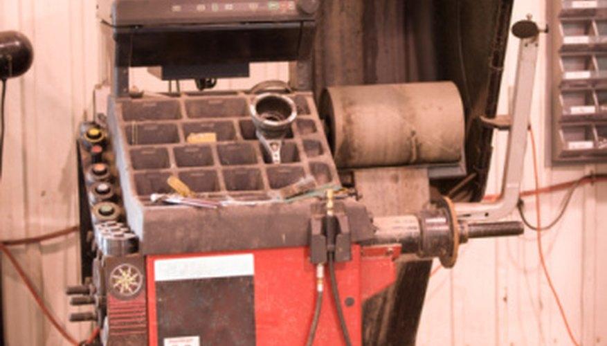 Un taller mecánico bien organizado mantiene las cosas funcionando sin problemas.