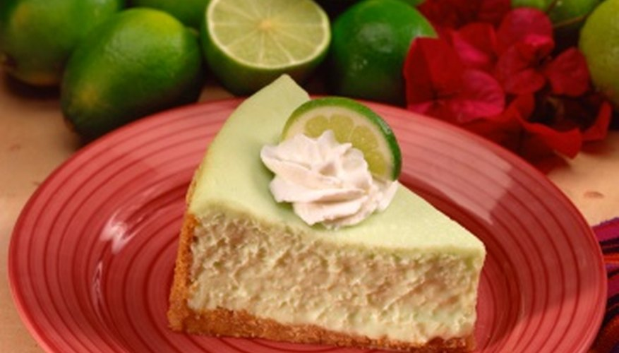 The key lime is often used in cooking.