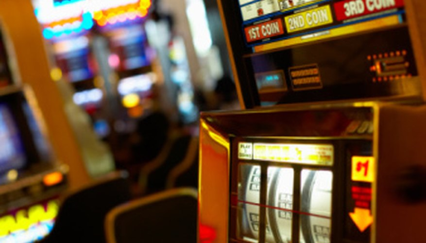 Knowledge of how casinos operate could help you win big on slot machines.