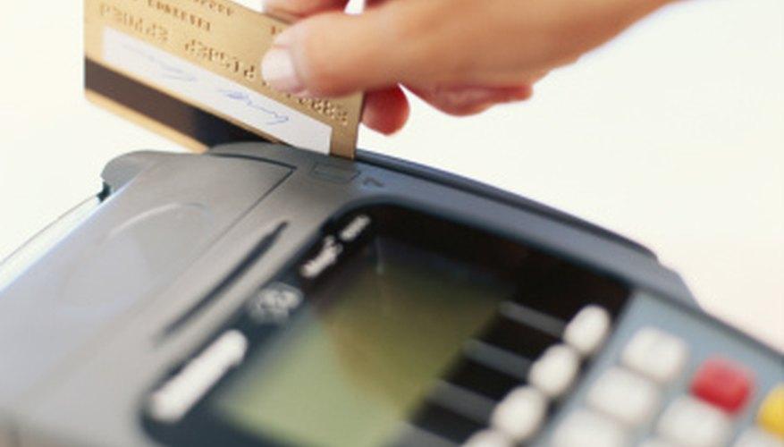 Getting a swipe credit card machine is easy.