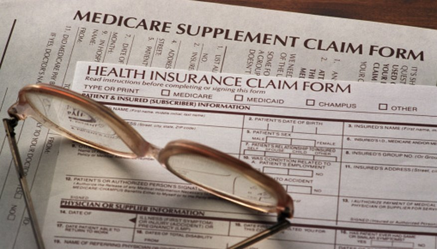 Health insurance companies will deny a claim if the claim form is incomplete.