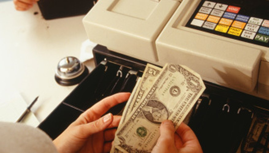Las llaves y manuales son dos elementos de las cajas registradoras que se pierden con más frecuencia.