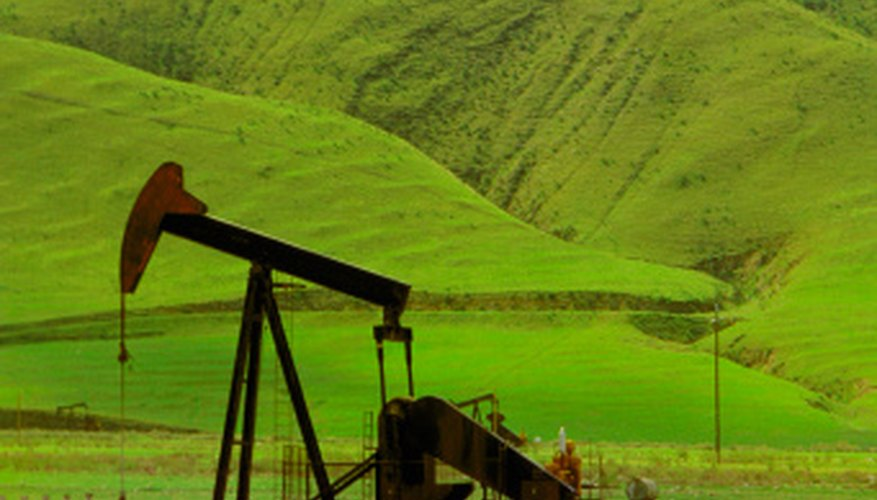 Oil is an example of a natural resource.