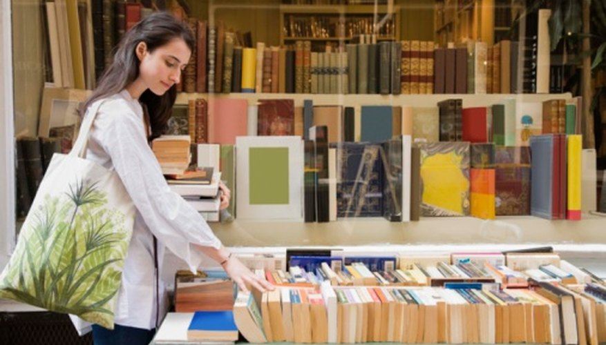 Niche bookstores are still attractive business opportunities for the small business entrepreneur