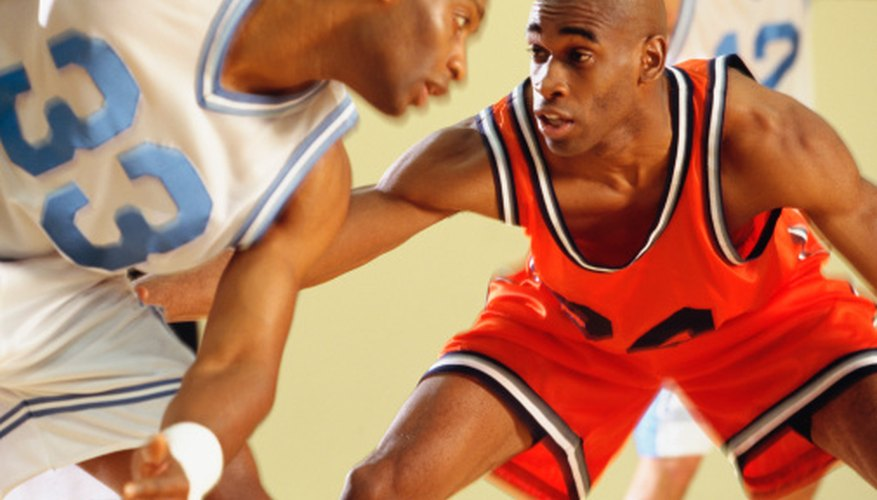 Professional basketball players can earn huge sums.
