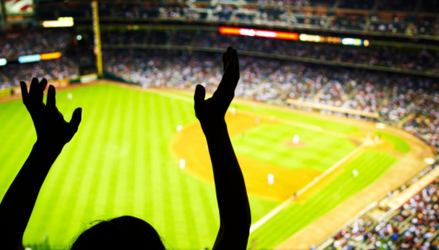 Sporting events can provide an informal employee outing.