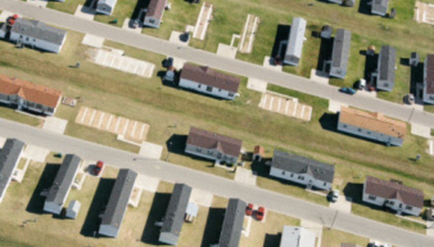Some municipalities require a registration tax for mobile homes.