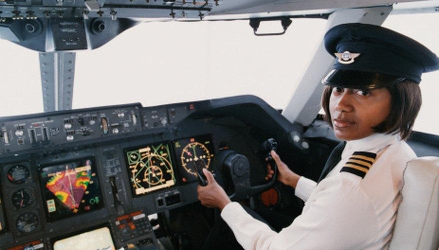Hay más de 100.000 puestos de trabajo para pilotos en los Estados Unidos.