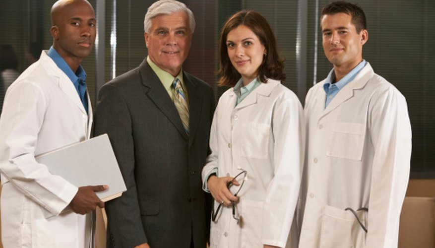 Osteopathic and allopathic doctors are all highly paid medical care providers.