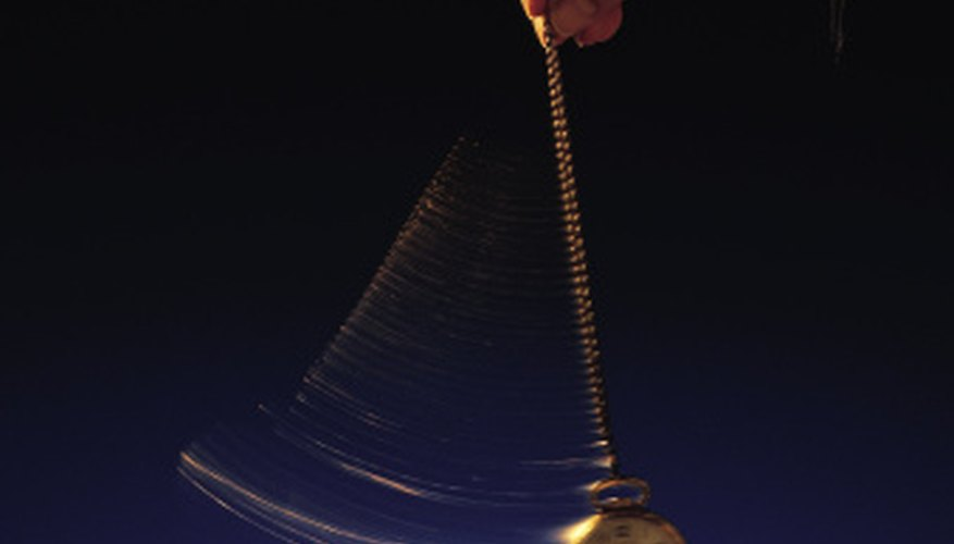 Many of the early astronomers studied pendulums to better understand the universe..