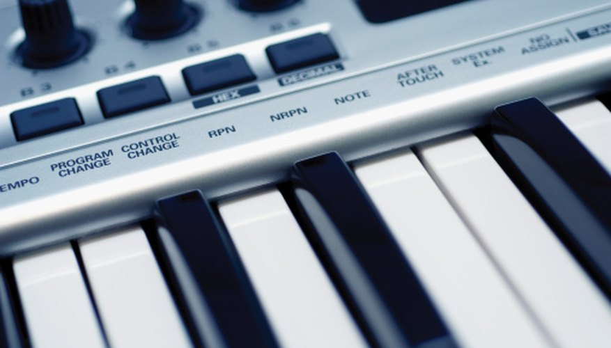 Control VST instruments using the knobs and faders on your MIDI keyboard.