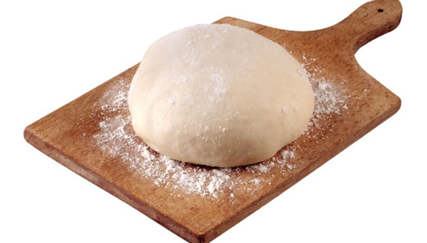 Baking soda's primary use is to make bread and pastries rise, but you can use it to make water alkaline too.