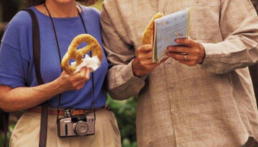 Investiga muchas franquicias de pretzels para decidir cuál es la que más te conviene.